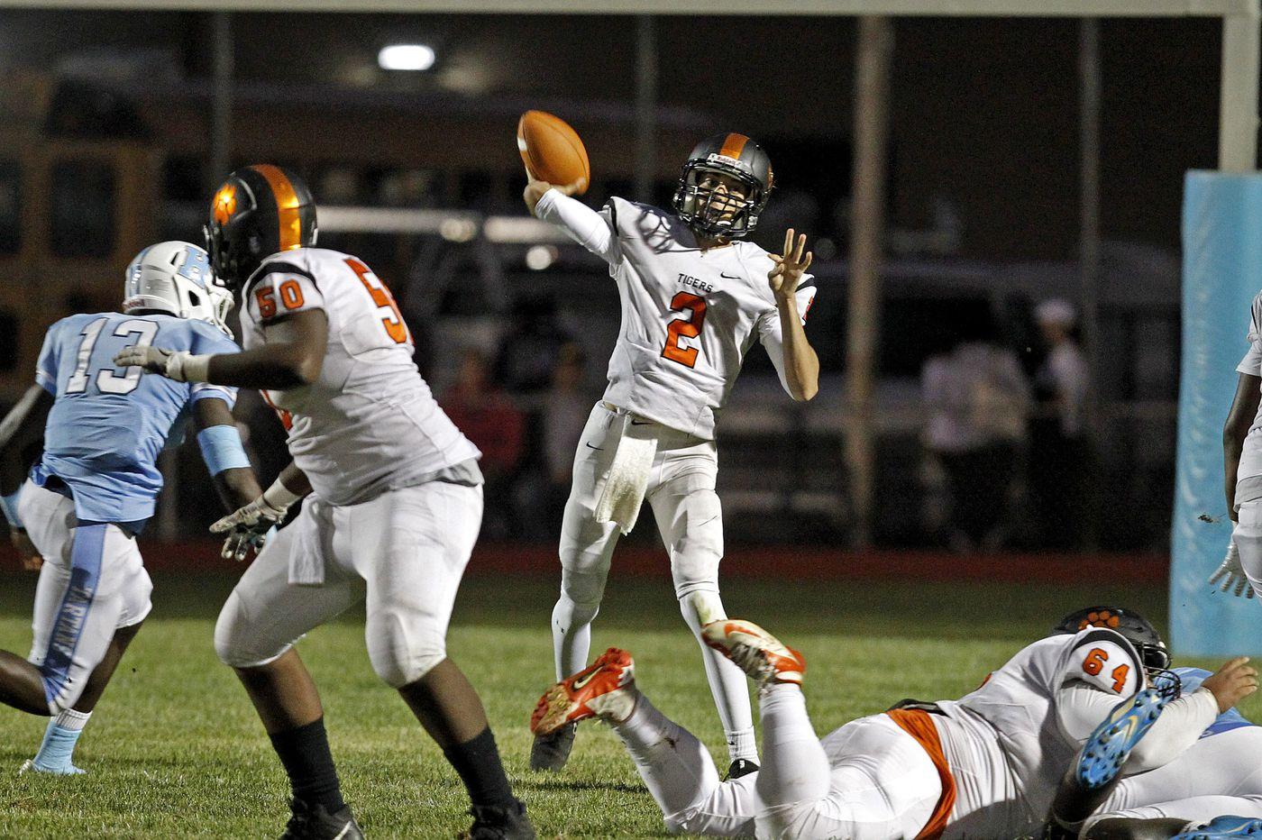 Friday's S.J. high school football roundup: Woodrow Wilson rolls past Winslow Township