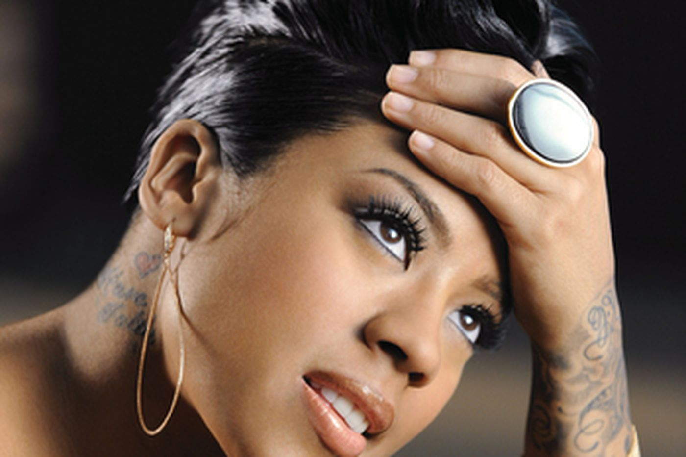 To create 'A Different Me,' Keyshia Cole decided to get sexy