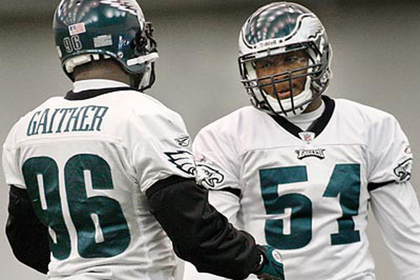 Pluses outweigh minuses with Eagles rookies