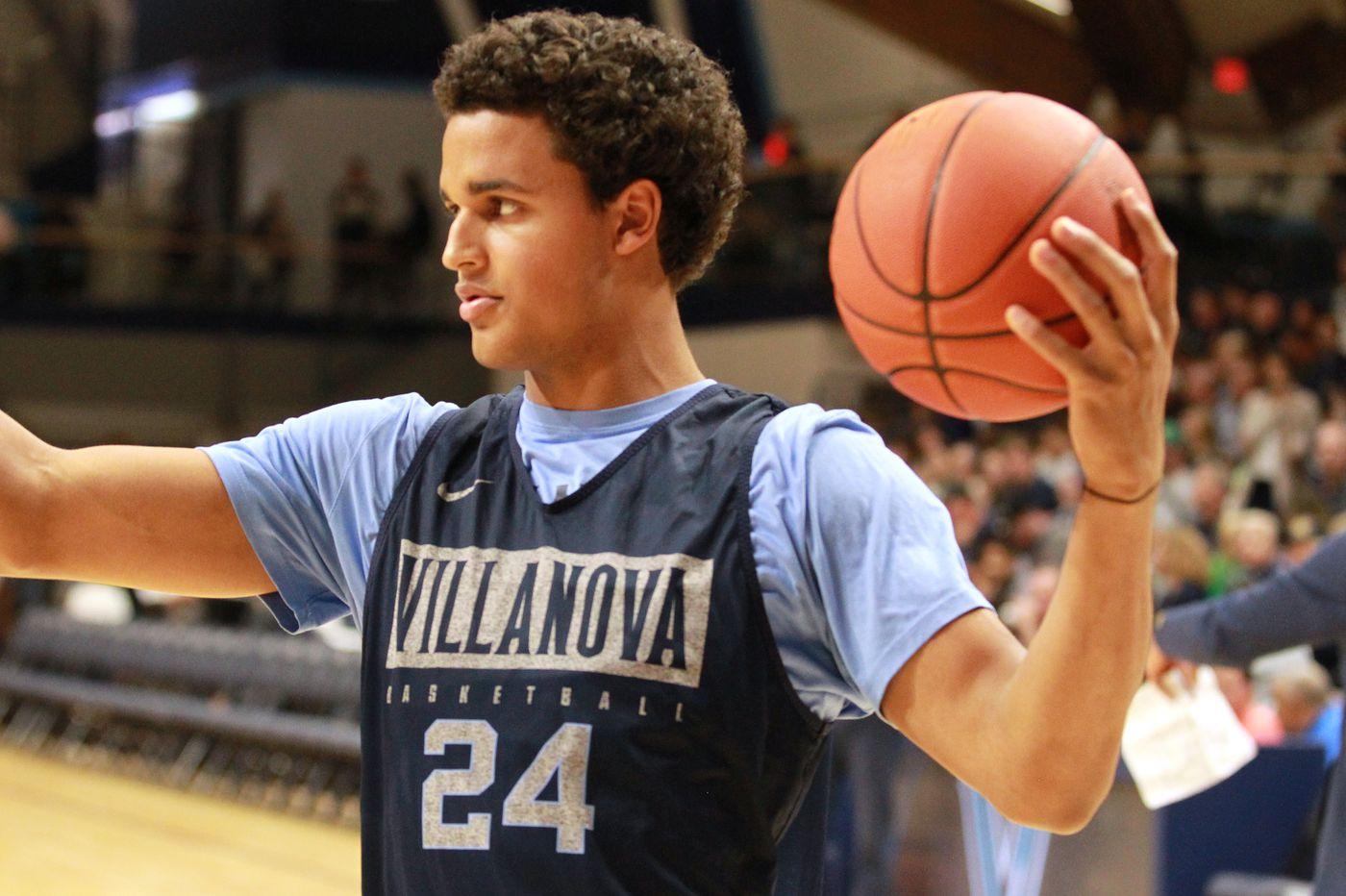 Villanova's Jeremiah Robinson-Earl filling some big shoes | College basketball preview