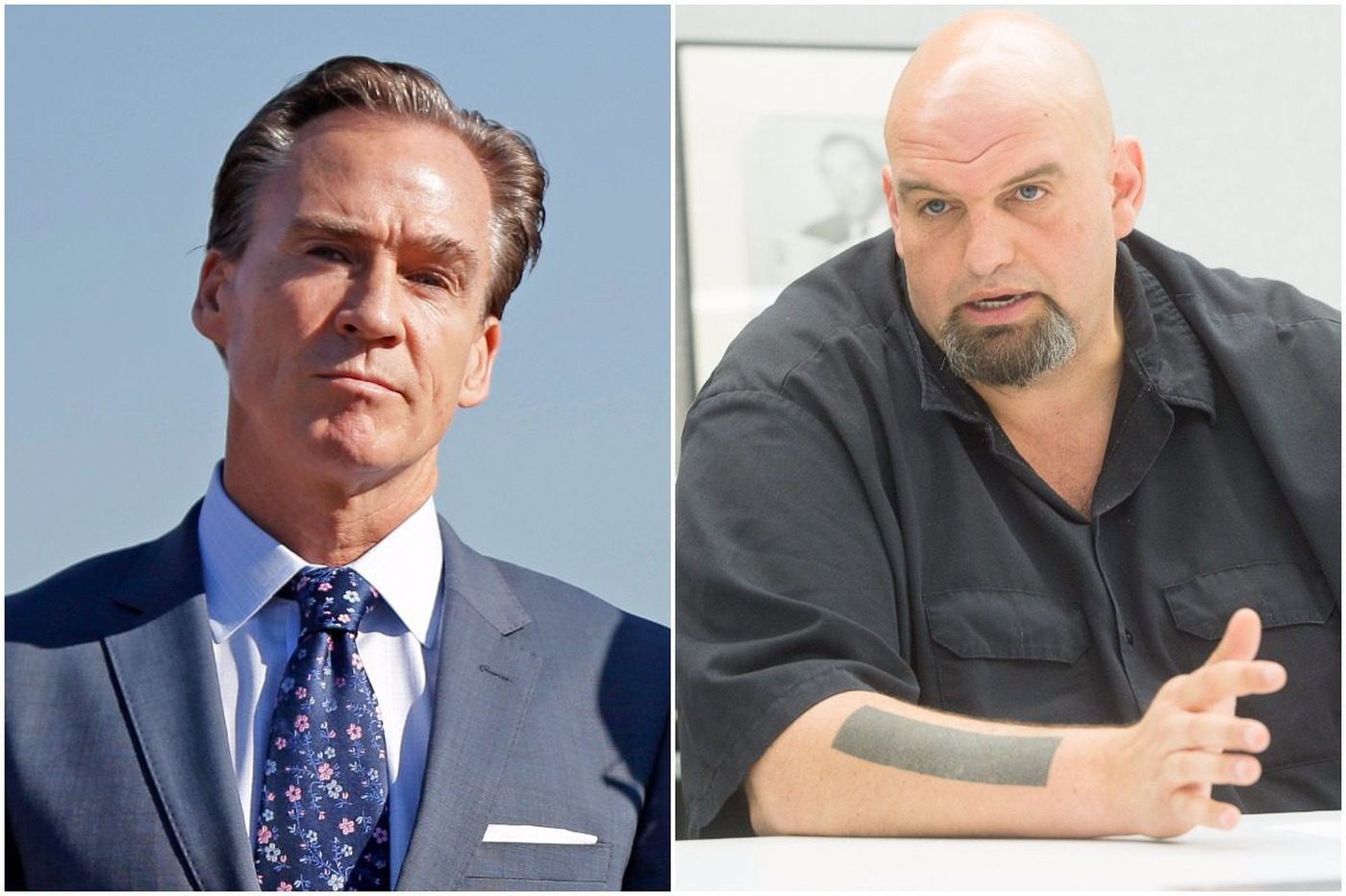 Mike Stack's new problem: John Fetterman and the 2018 primary