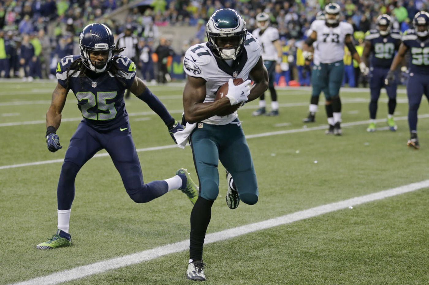 Brookover: Eagles should show patience with Agholor