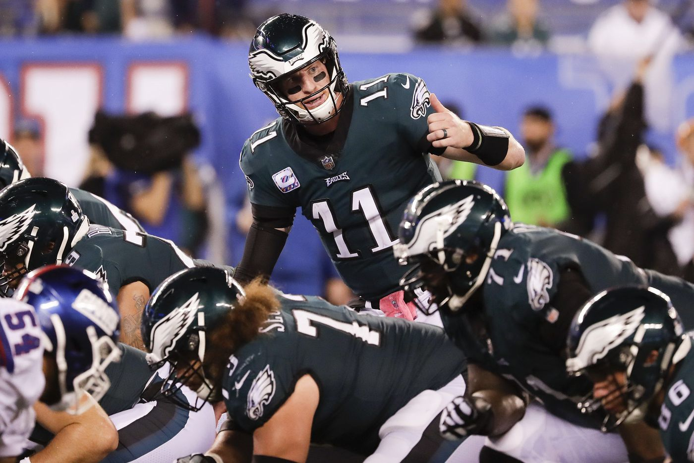 Eagles-Giants: Five reasons the Eagles won on Thursday night