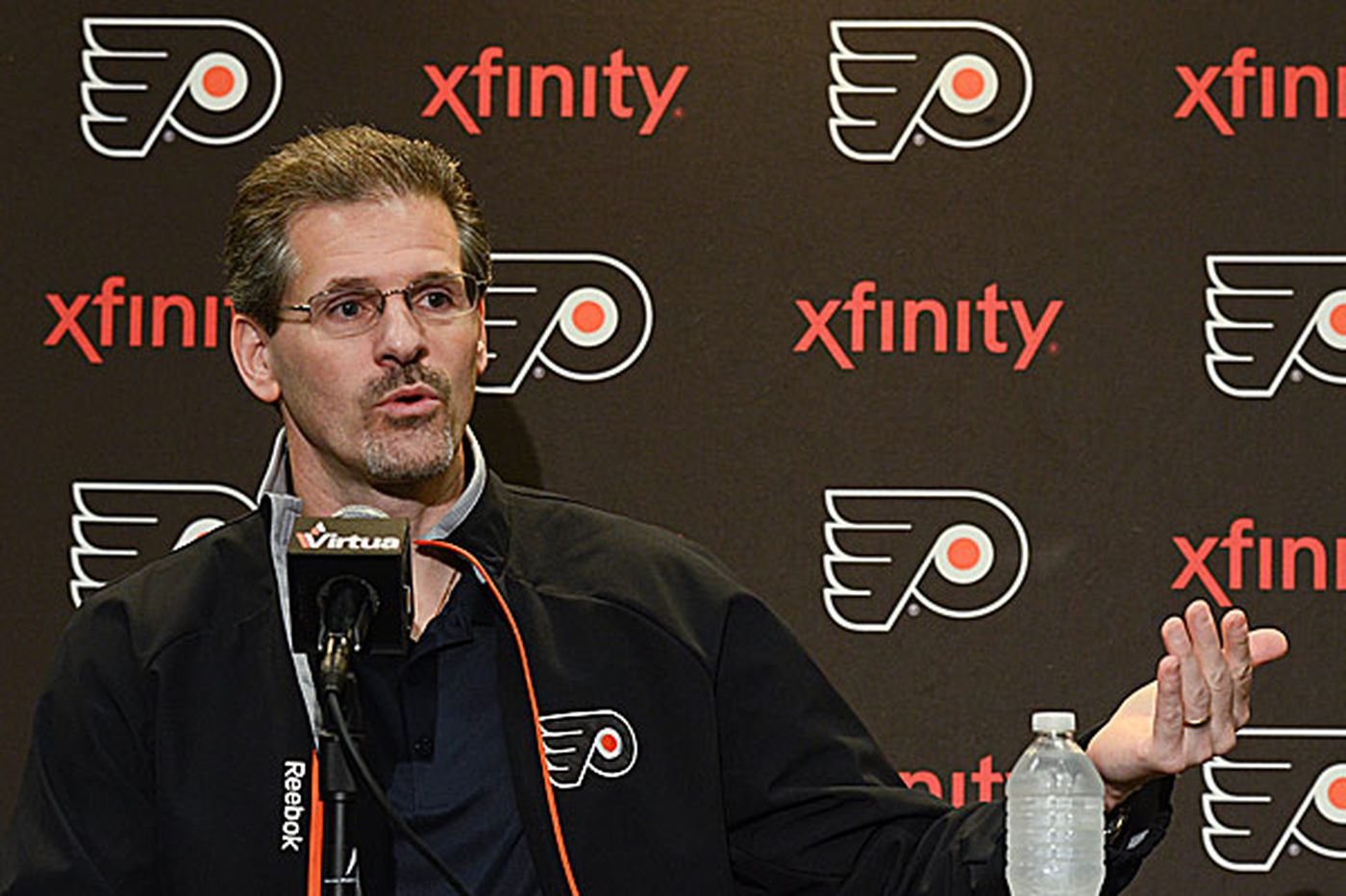 After loss to Detroit, Flyers' Hextall wants consistency