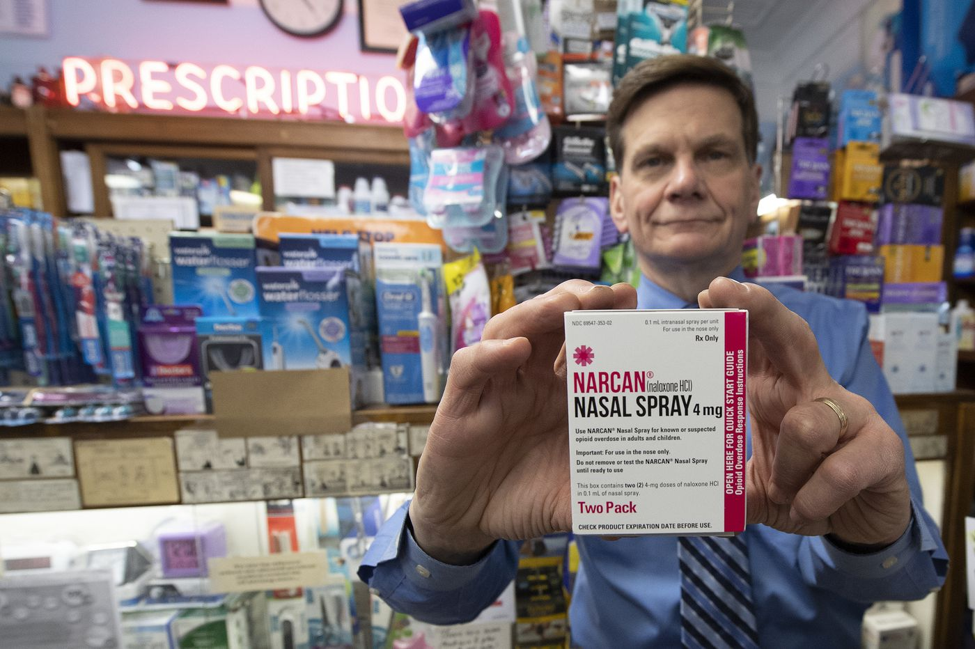 With Narcan, government intrusion is being forgiven | Stu Bykofsky