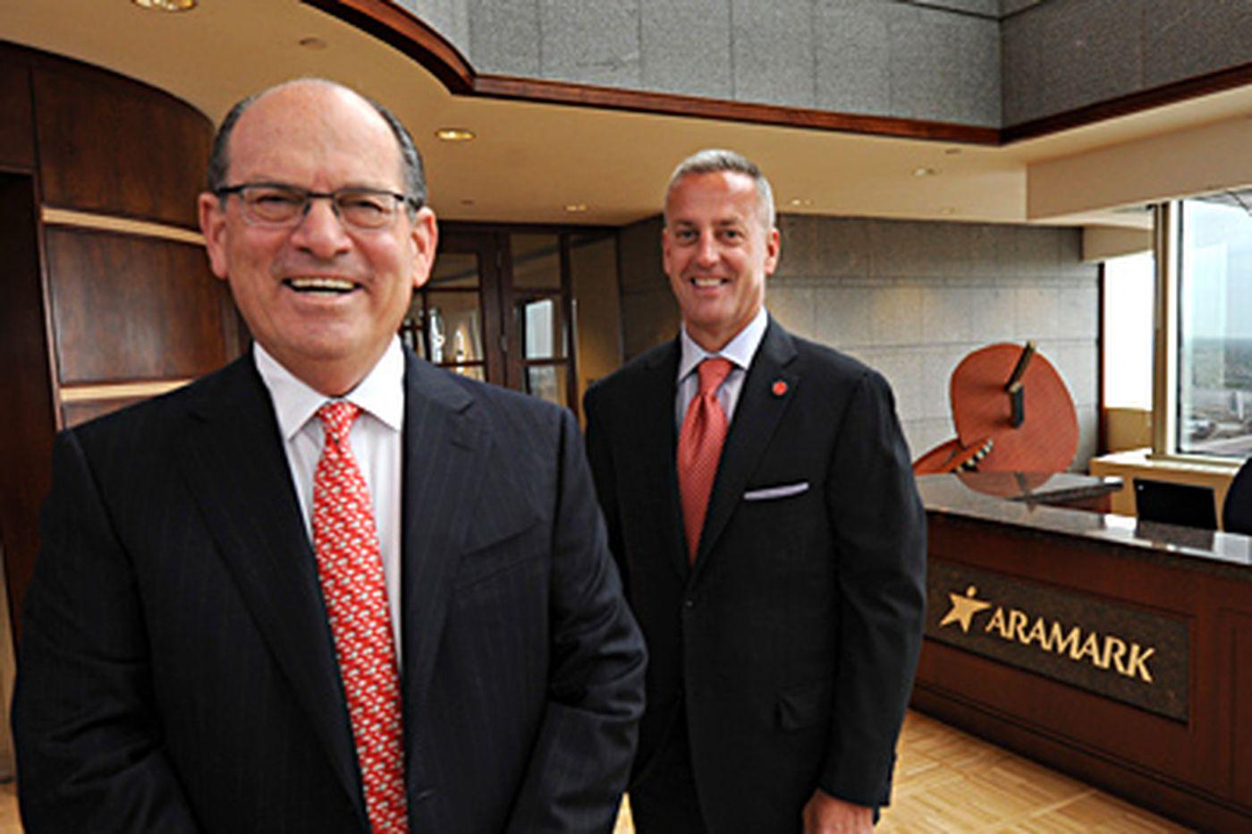 Foss to replace Neubauer as Aramark chief executive