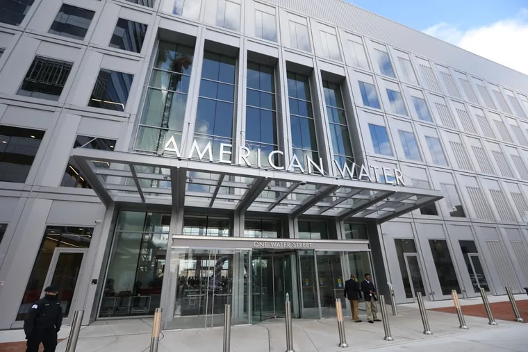 American Water unveils its new headquarters on the Camden waterfront.