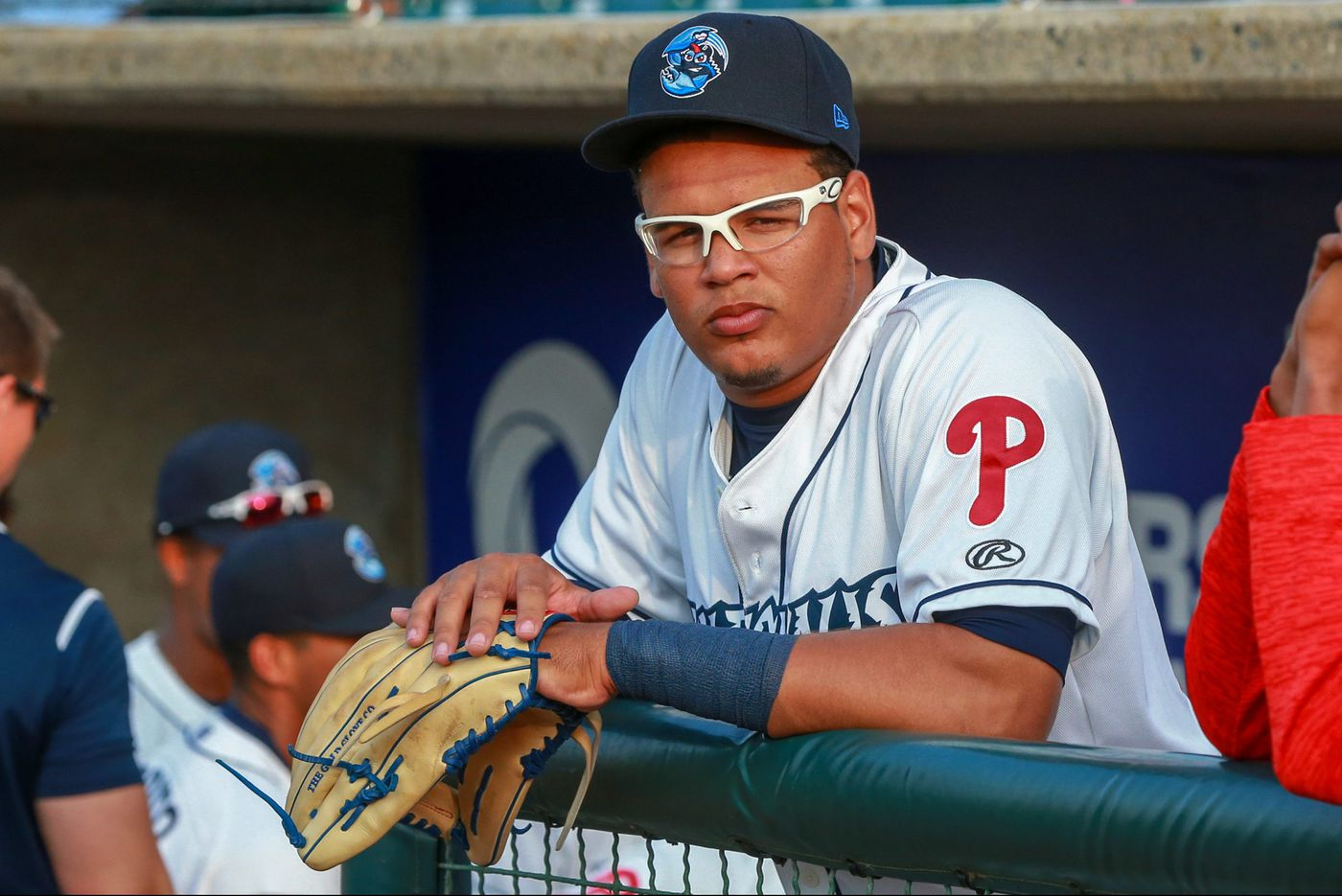Phillies prospect Jhailyn Ortiz turns on power after difficult start
