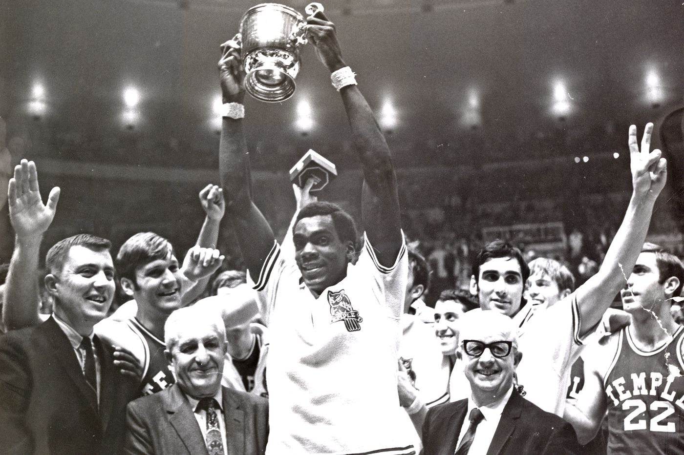 Temple's 1969 team will be honored on the 50th anniversary of NIT title