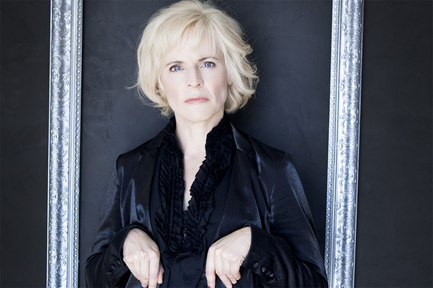 Comedian Maria Bamford has a Philly connection, but that's not why she's coming here
