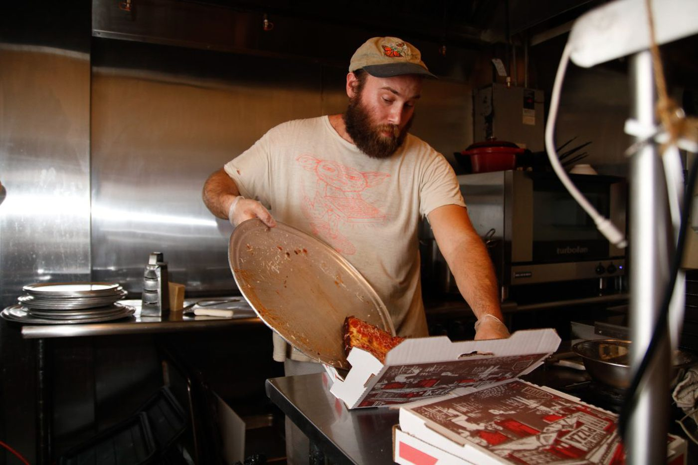 How Instagram turned @Pizza_Gutt into a Philly pizza star