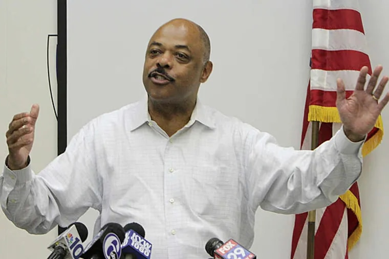 Philadelphia Federation of Teachers president Jerry Jordan, shown in a file photo, laid out the particulars of a three-year tentative contract for 13,000 teachers, counselors, school nurses and other support staff.