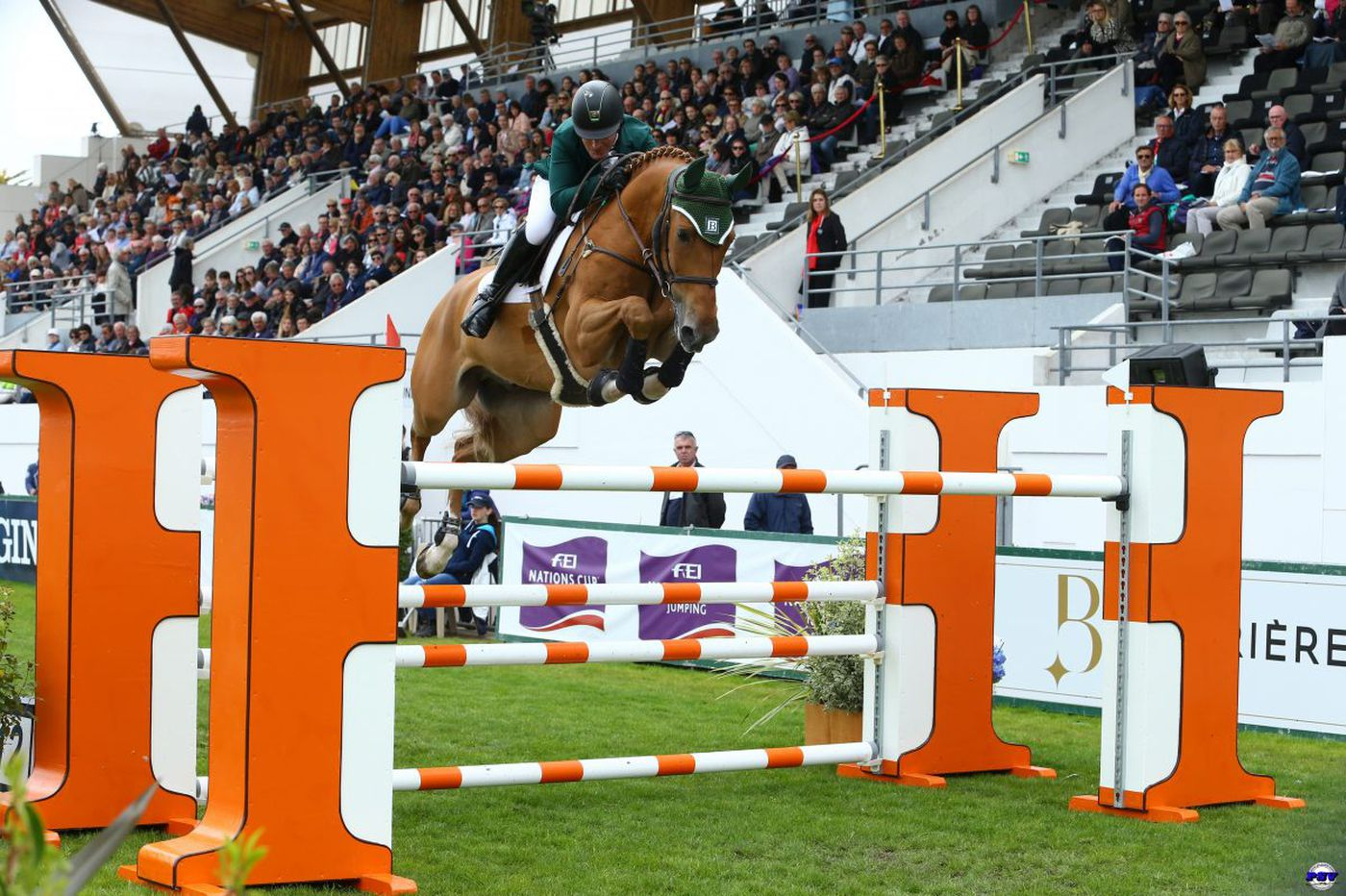 Gwynedd Valley's Kevin Babington seeking 3rd grand prix title at Devon Horse Show