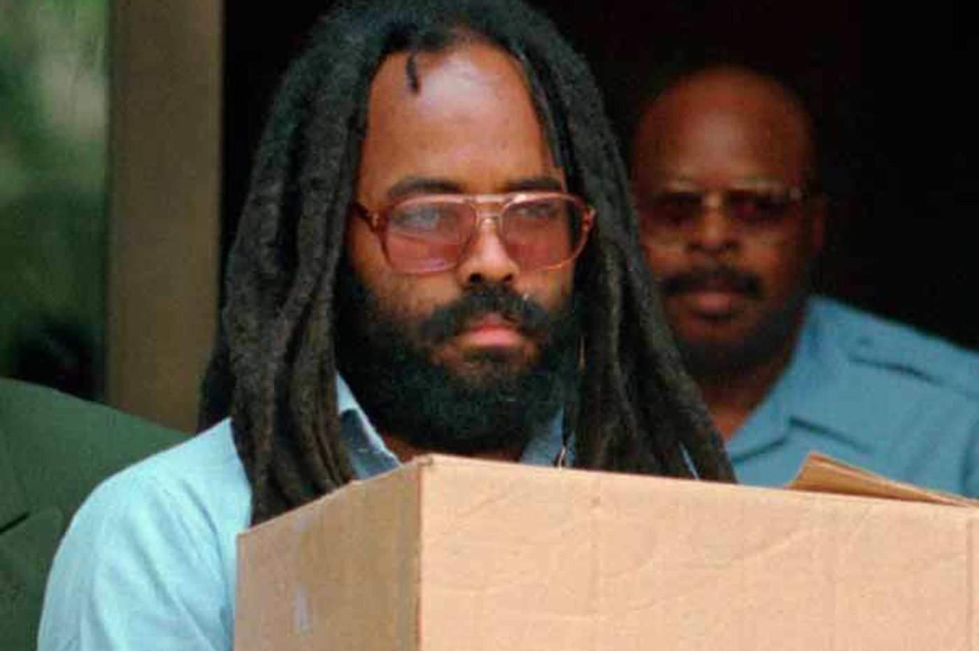 Philly D.A.'s Office finds file boxes in Abu-Jamal case