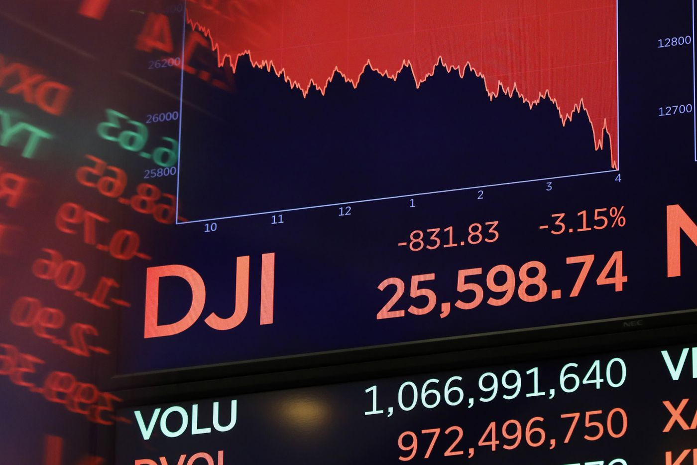Natural pullback? Stock market was overdue, money managers say