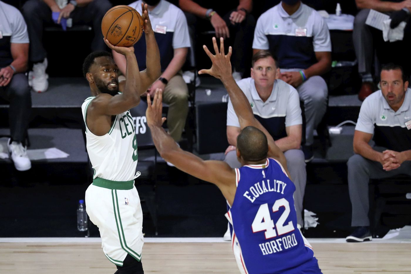Sixers-Celtics Best/Worst: Kemba Walker's clutch play, Al Horford looking out of place, and Furkan Korkmaz's inability to hit a shot