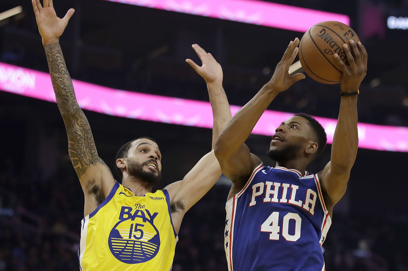 Glenn Robinson III experiencing back discomfort, Sixers not concerned
