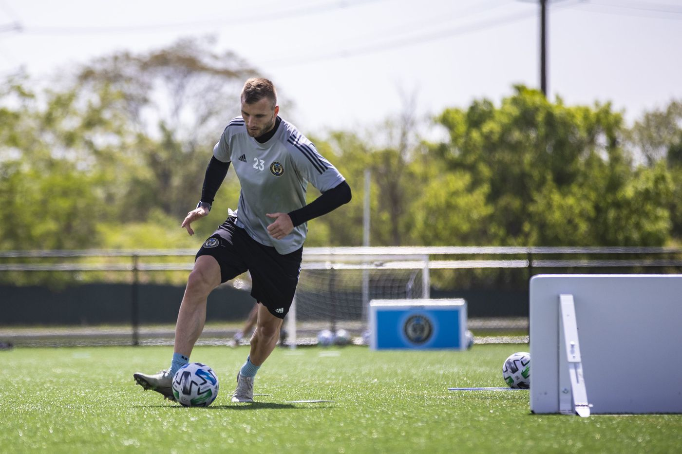 Union's Kacper Przybylko ready to play again after overcoming coronavirus, but he doesn't like MLS's Orlando plan