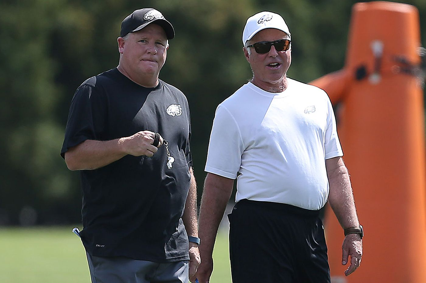 Is Jeff Lurie still committed to Chip Kelly?