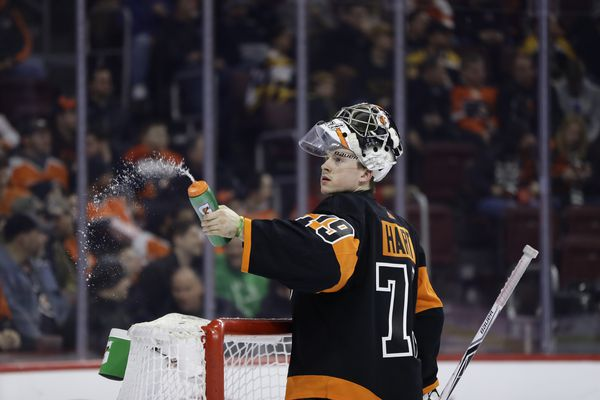 Flyers loan goalie Carter Hart to Phantoms to keep him in form during bye week