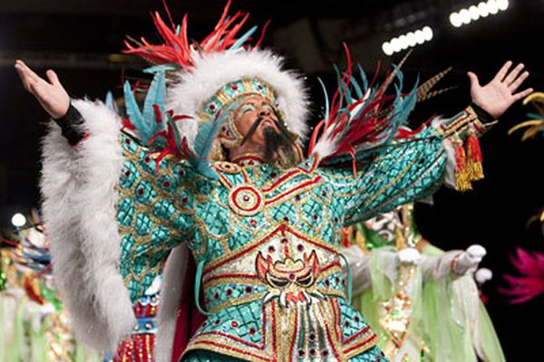 Mummers Parade offers extra events and amenities