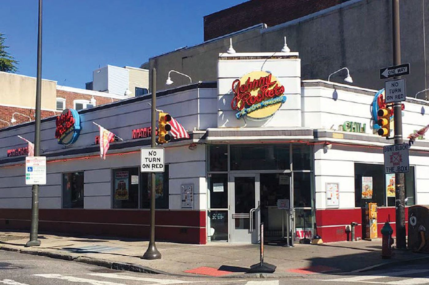Johnny Rockets on South St. closes after 20 years