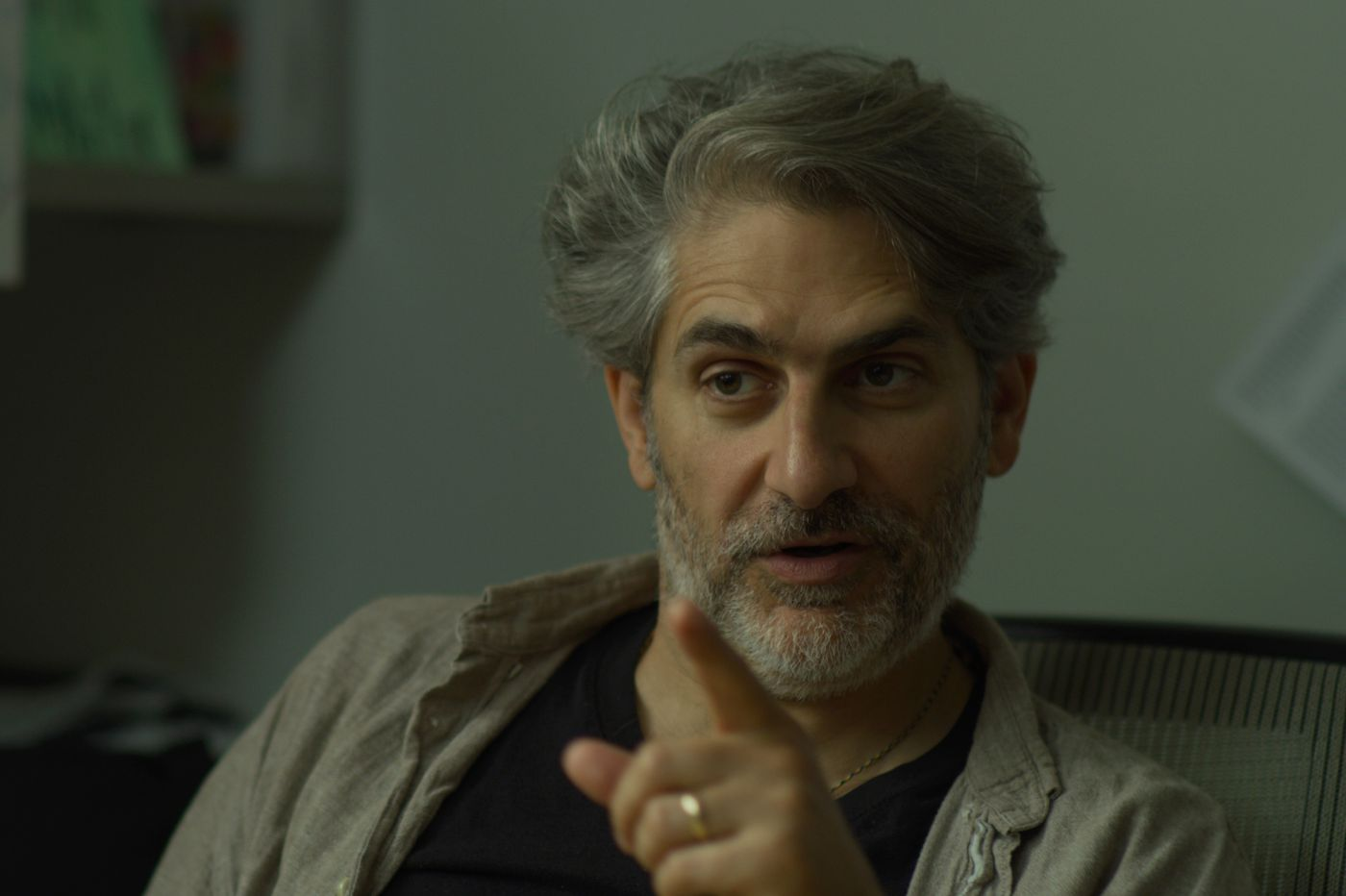 Michael Imperioli of 'The Sopranos' shot his new movie guerrilla-style in Philly
