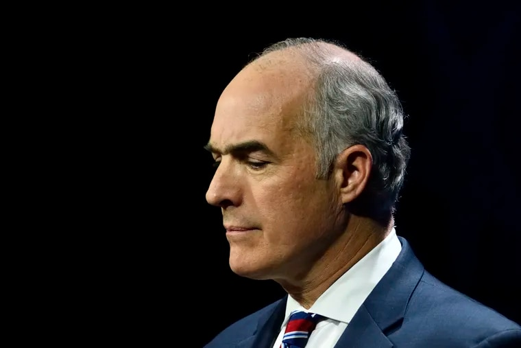 Sen. Bob Casey (D., Pa.) has introduced bills to reform the way emergency responders answer calls involving people with mental health crises.