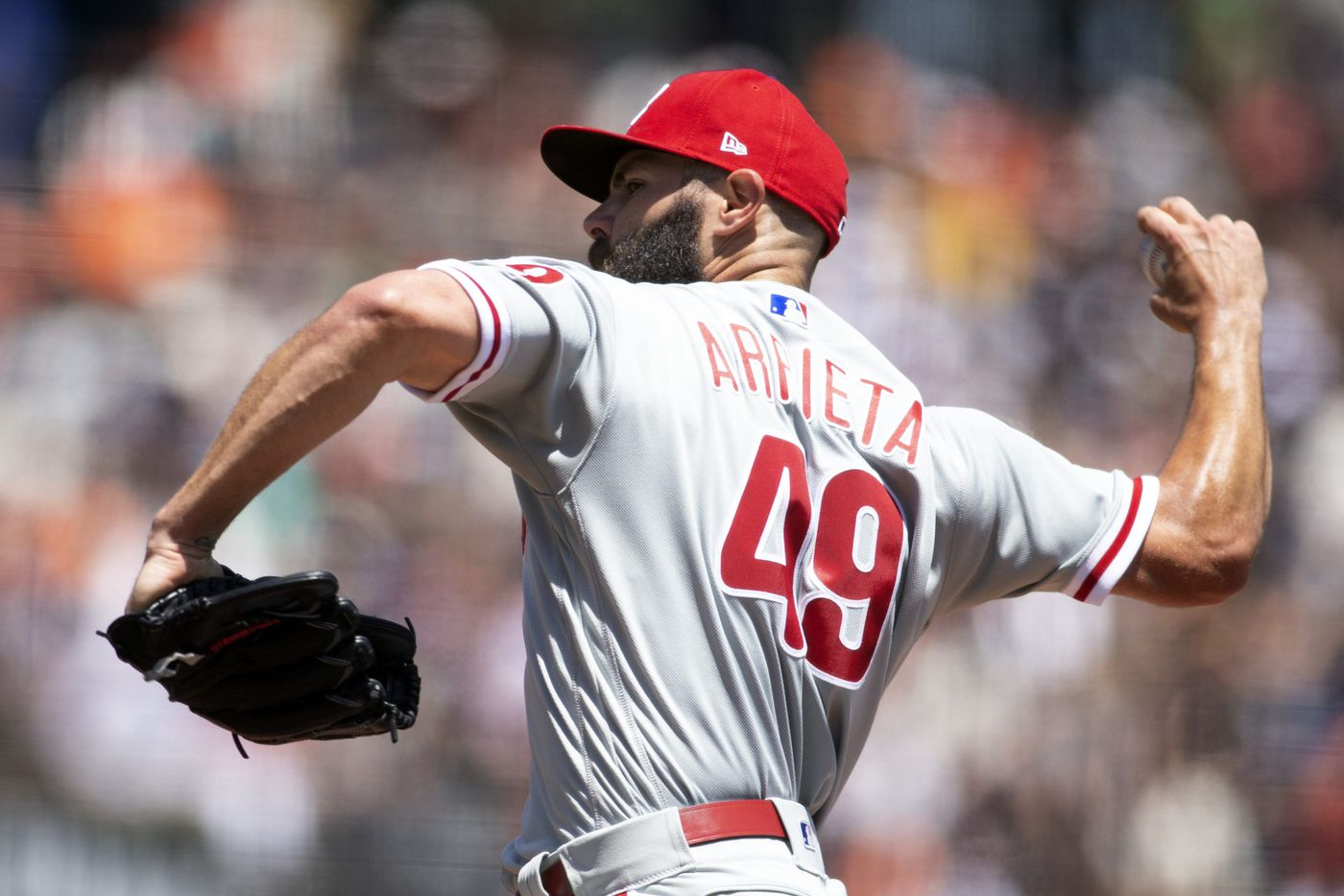 Slumping Phillies irritate Jake Arrieta   Extra Innings