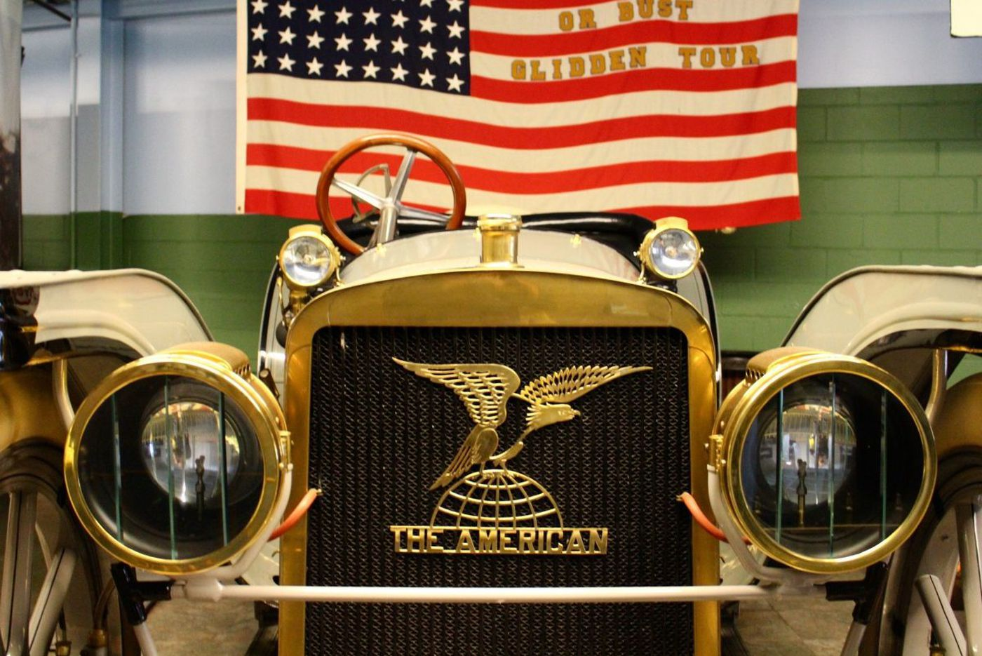 Field-Tested Travel Tip: The World Class Auto Museum in Philly's Driveway