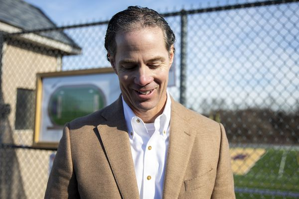 Greg Lingo swore he was done with Upper Darby. Then he realized he wasn't — and wrote a movie. | Maria Panaritis