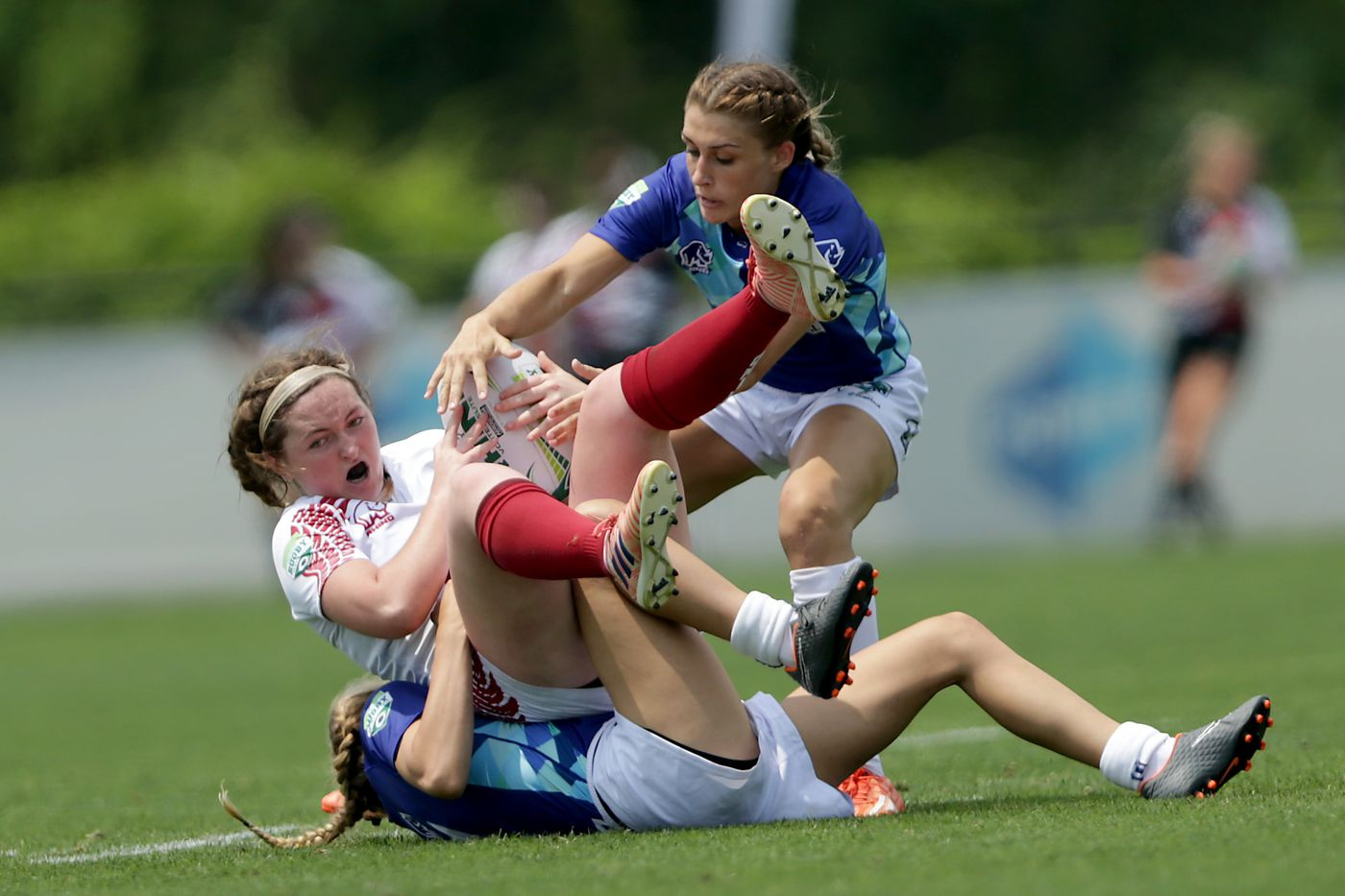 Drexel and Temple women go winless in rugby championships
