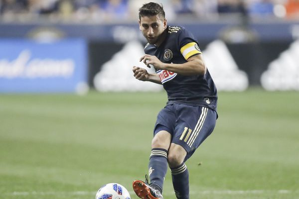 Union pass-master Alejandro Bedoya is having a great season, and he knows it