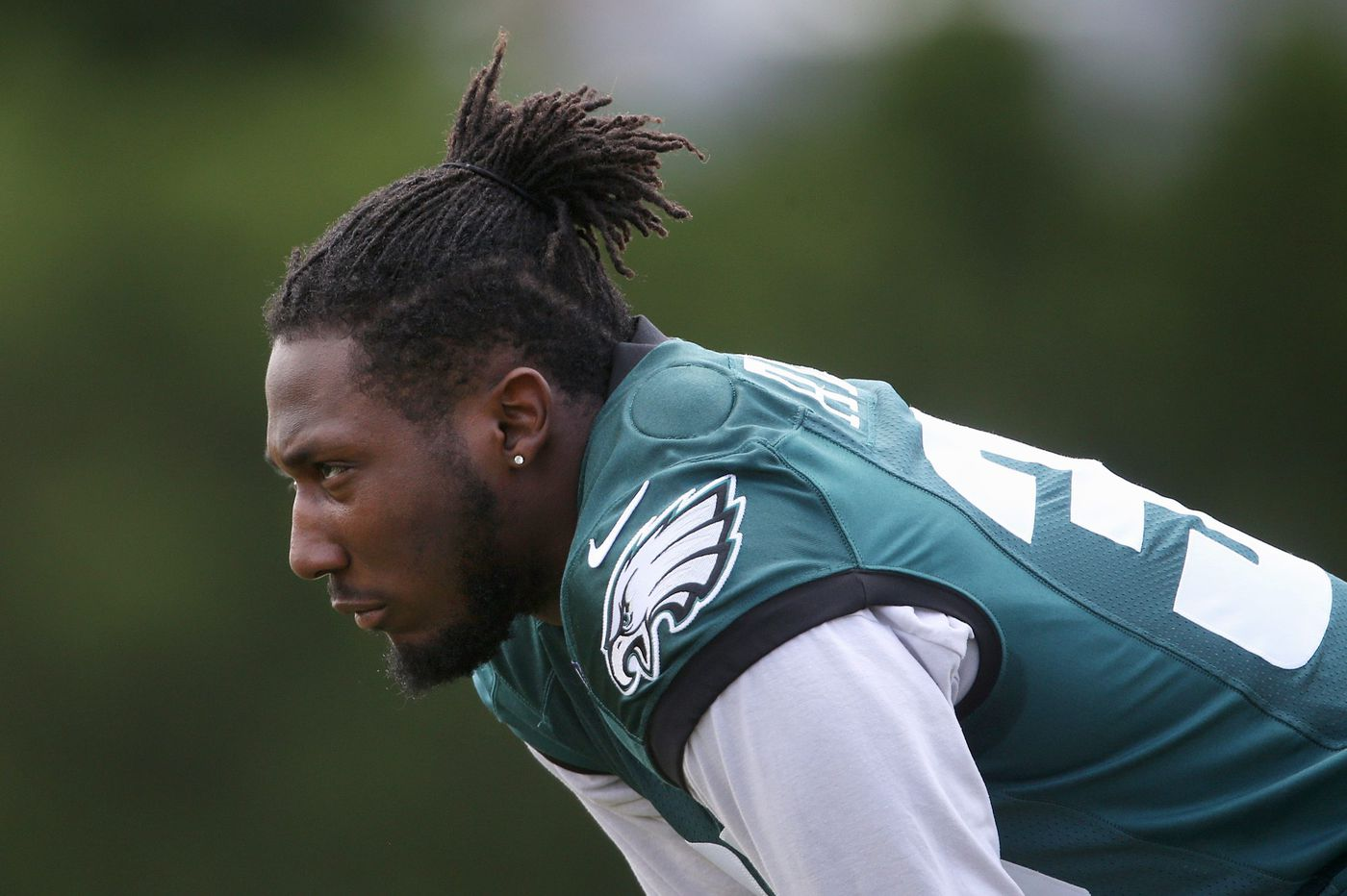 For Josh Adams, an undrafted Eagles running back, there's no such thing as a meaningless preseason