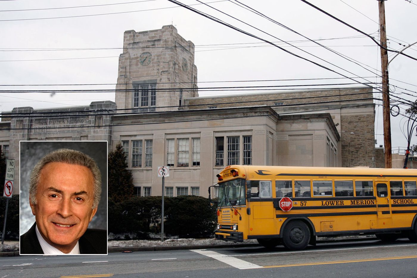 Lower Merion school tax hike brought down by aviation lawyer