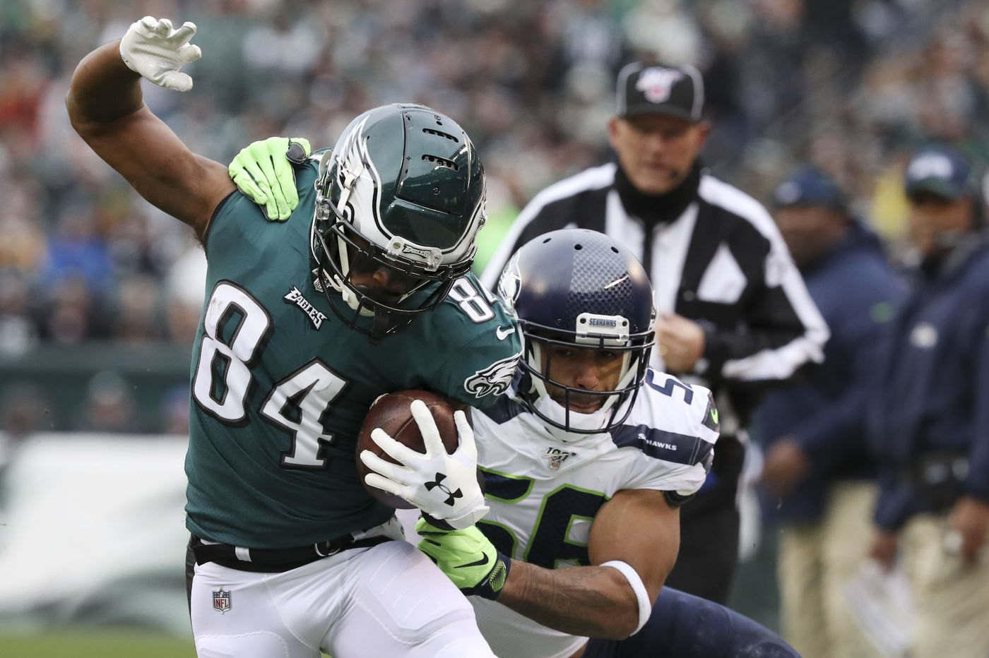 With Seattle, Mychal Kendricks finds that inside linebacking is a better fit than insider trading