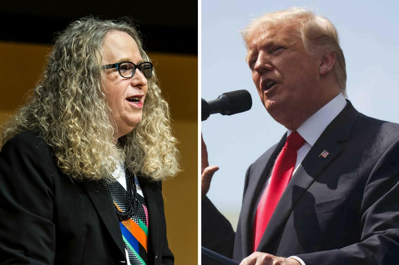 Trump's transgender military ban is mean-spirited, bigoted ...