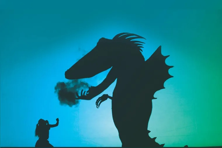Catapult's Magic Shadows would have been part of the Annenberg Center's 35th annual Children's Festival. You can enjoy them as part of a virtual festival roundup.