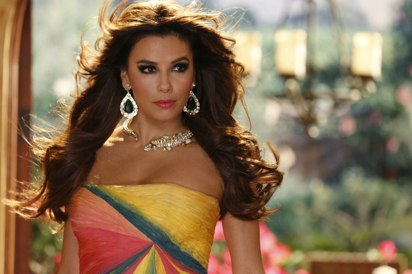 Review: Eva Longoria owns NBC's 'Telenovela'