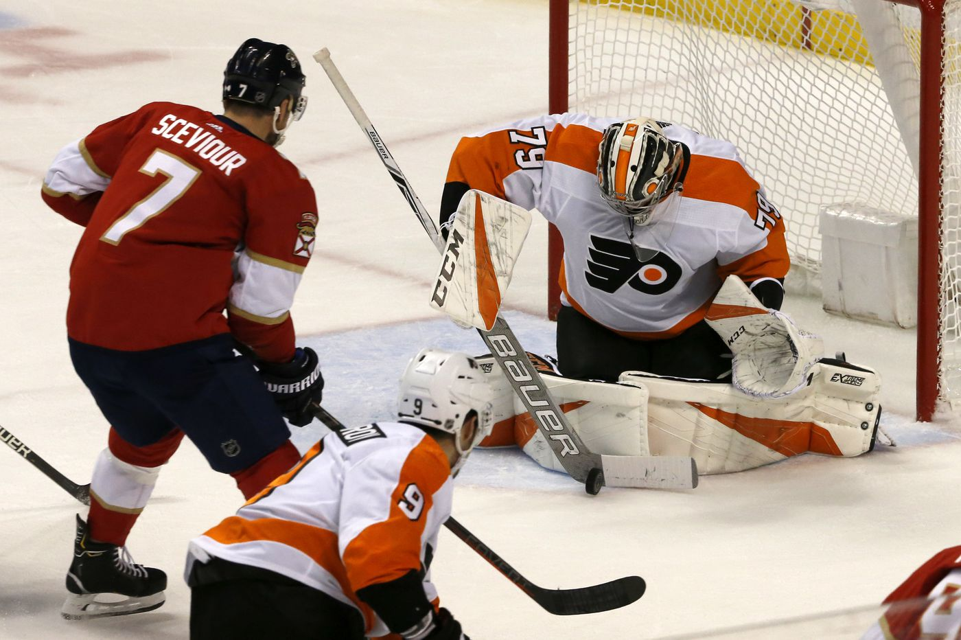 Flyers try to regroup from crushing loss; power play still struggling mightily