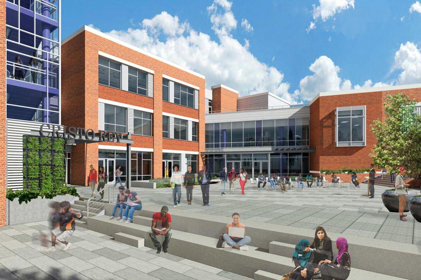 Work starts on new $37M Cristo Rey Catholic high school campus in Tioga