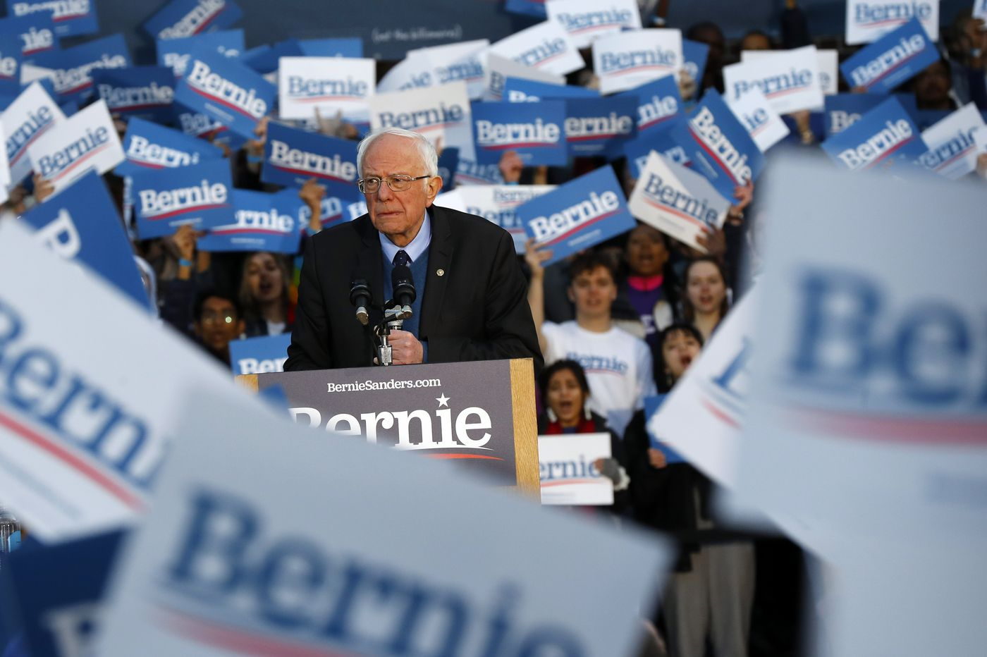 These Pennsylvanians love Bernie Sanders. What will they do now that he probably can't win?