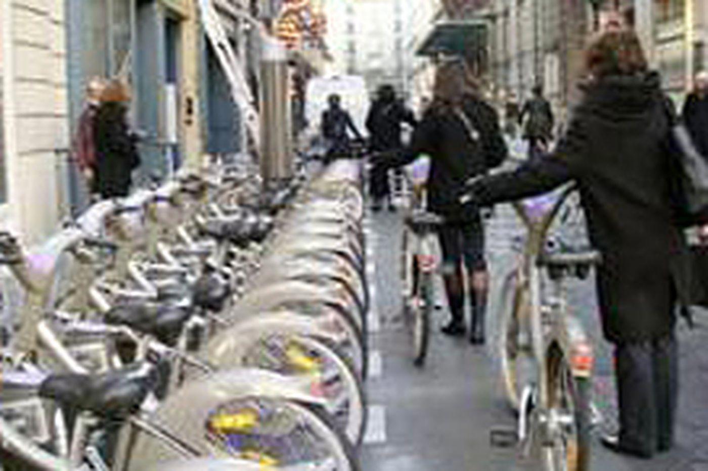 Promoting bike-sharing in Philadelphia