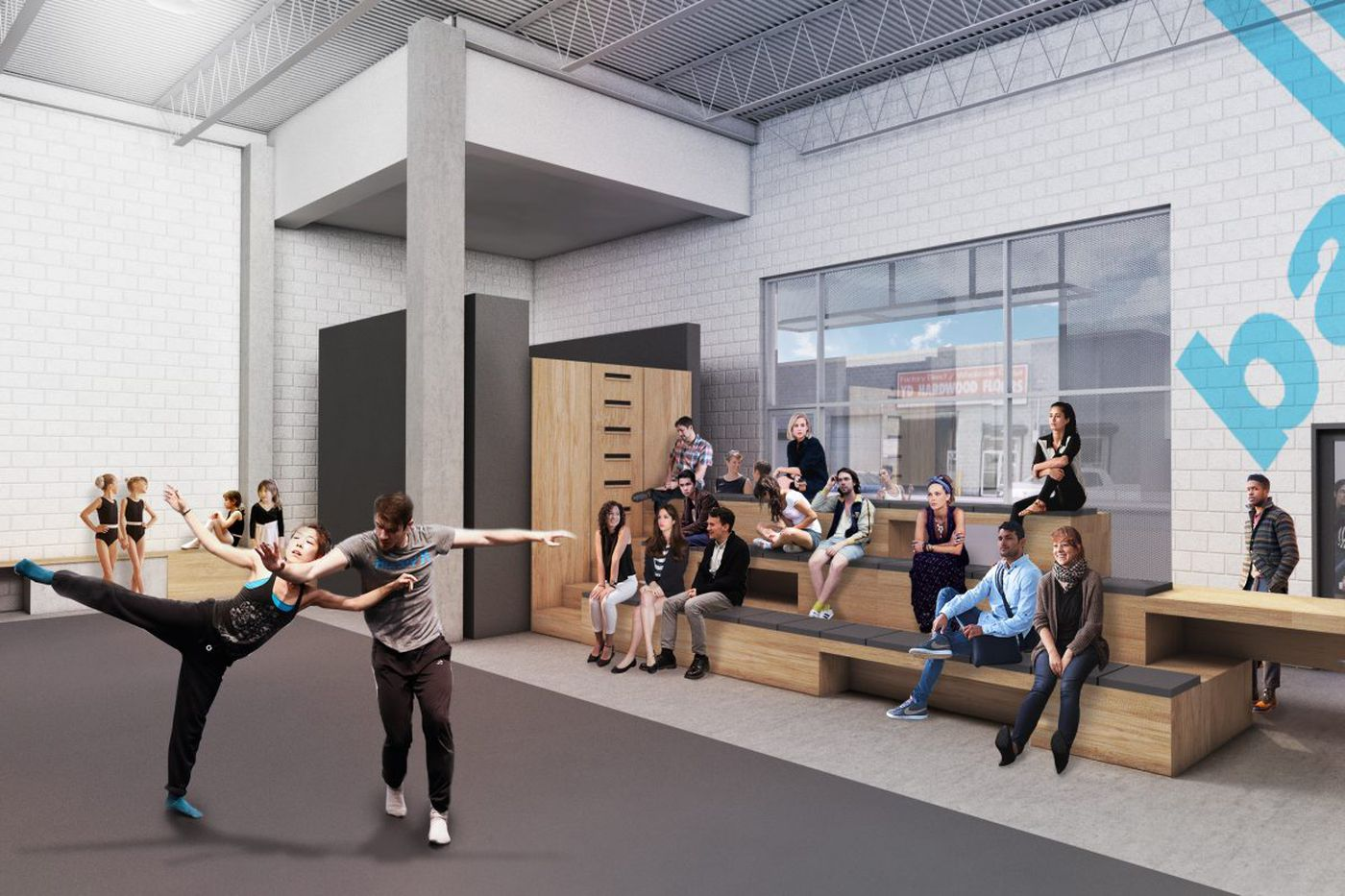 BalletX breaks ground today in South Philly for a new studio, with more community outreach to come