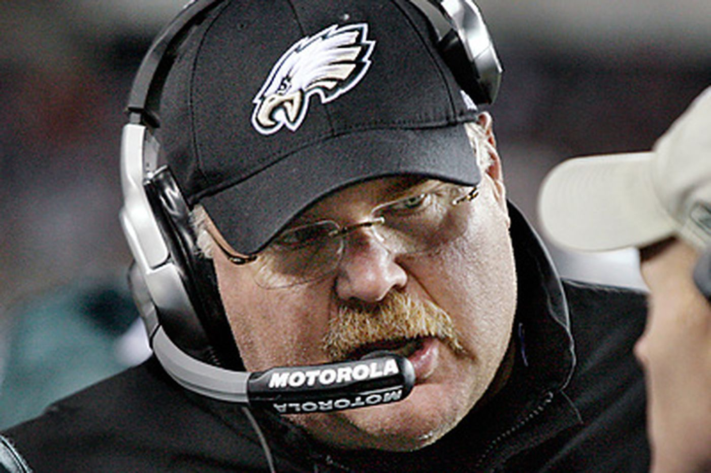 Phil Sheridan: For Eagles, the old Reid reemerged in rant