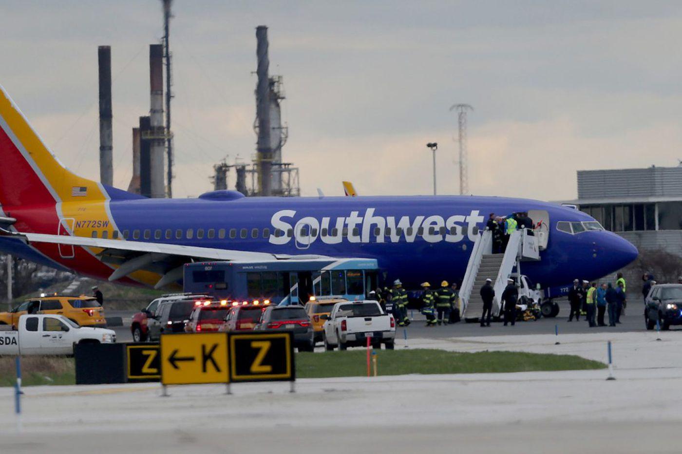 Southwest Airlines sends Flight 1380 passengers $5,000 checks, $1,000 flight vouchers