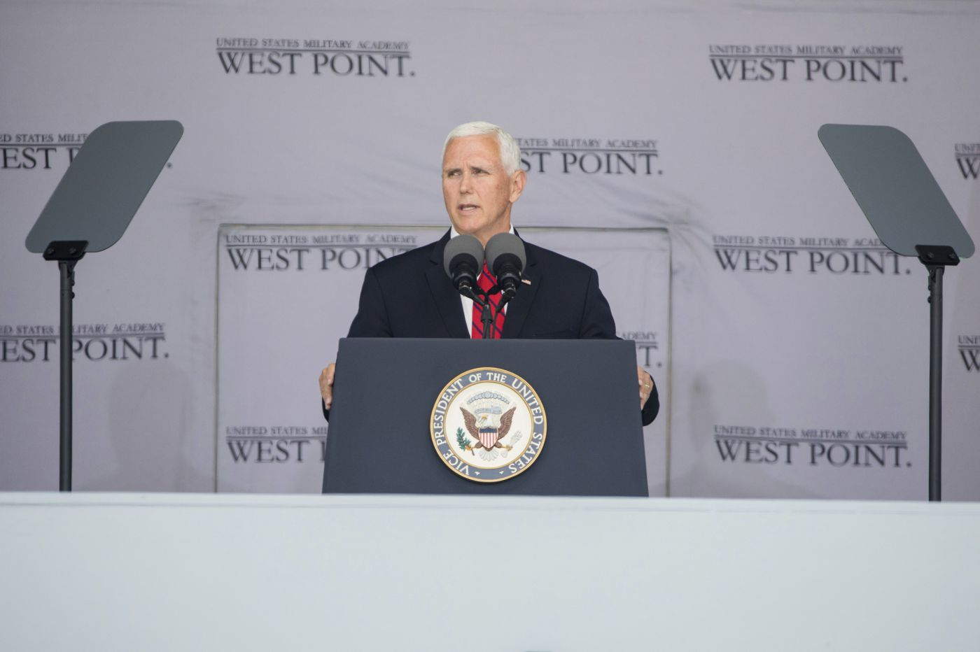 Pence To West Point Cadets: Expect To Go To War