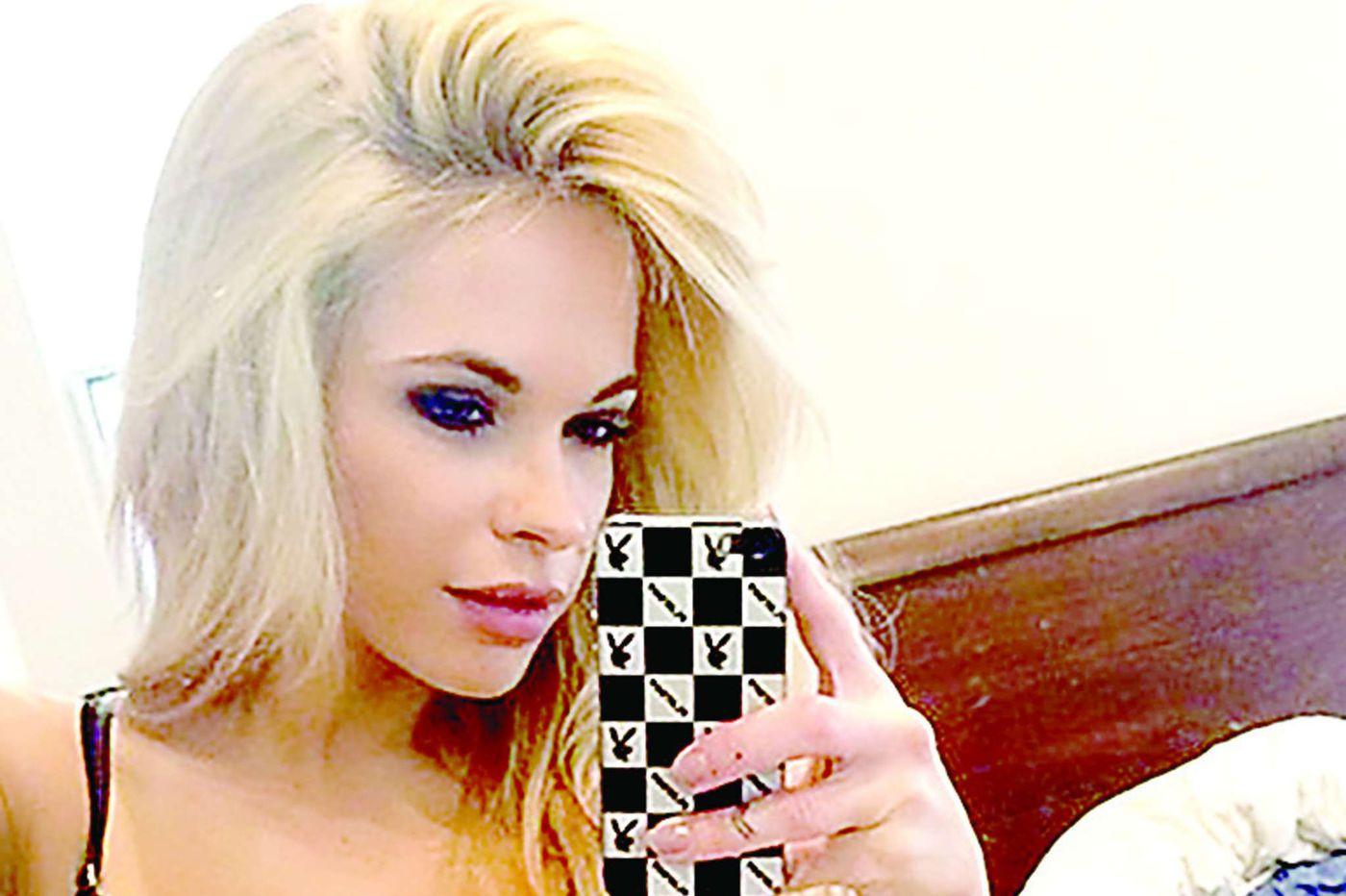 Playboy Playmate pleads not guilty in locker room body-shaming case