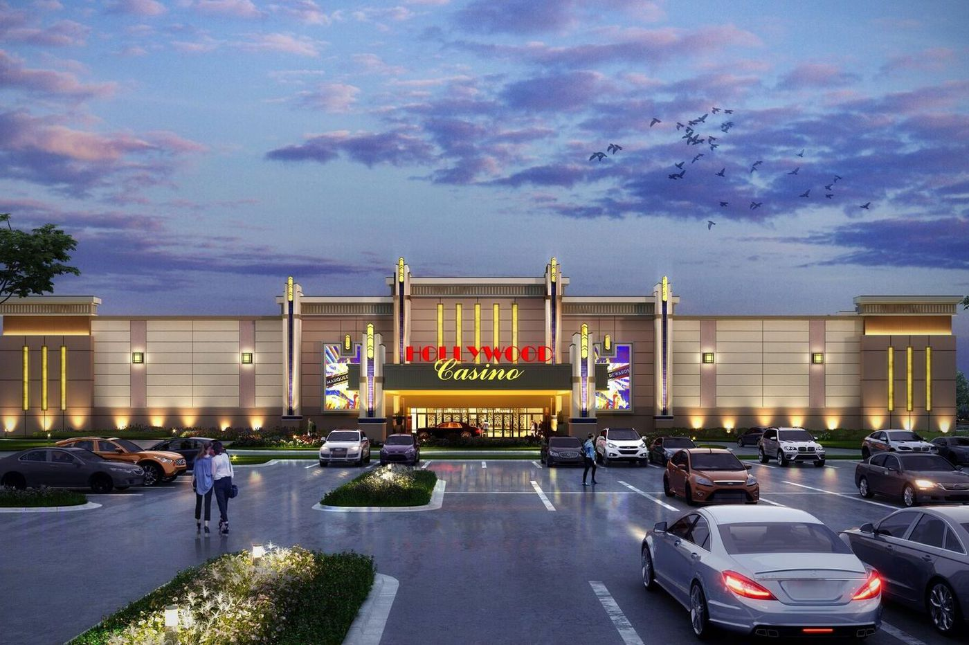 Penn National wants to build a casino in Morgantown