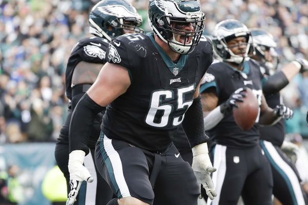 Lane Johnson has his mojo back just in time for an Eagles playoff push   Marcus Hayes